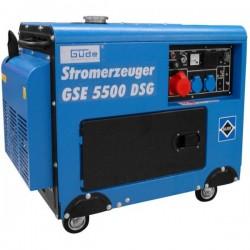 Elektrocentrála GSE 5500 DSG