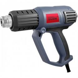 Pištoľ teplovzdušná HLG 650-2000 LCD