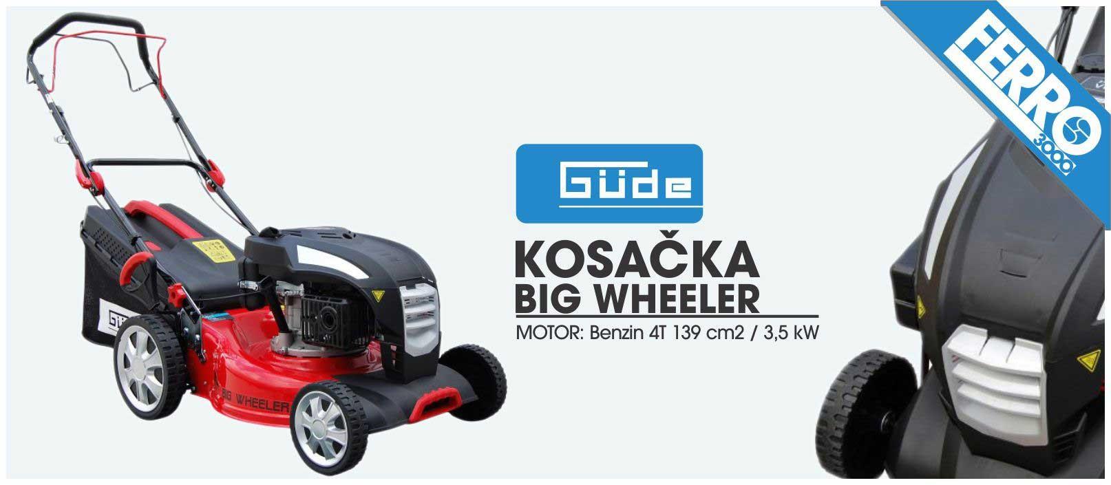 Kosacka Big wheeler